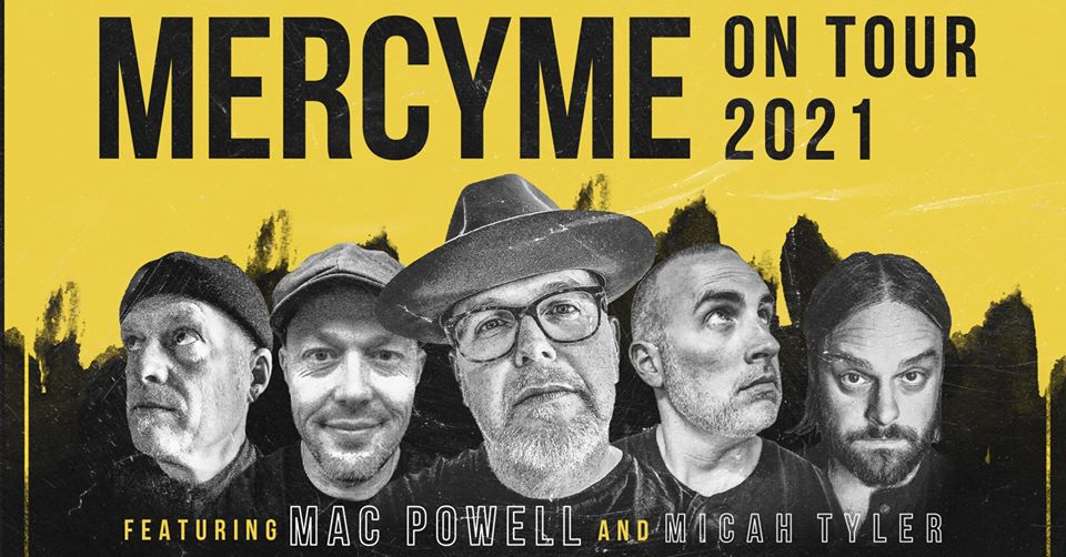 MercyMe Fall Tour