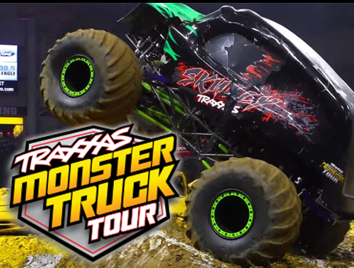 Monster Trucks Friday Night