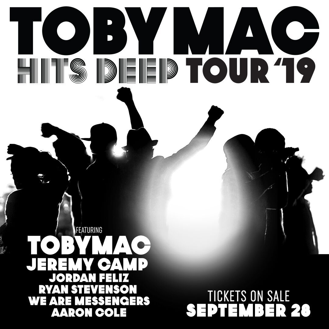 "TobyMac's Popular ""HITS DEEP Tour"