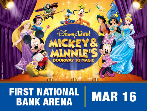 Disney Live! Returns to the Arena