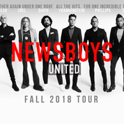 LEGENDARY NEWSBOYS BAND UNITES CURRENT, FORMER MEMBERS FOR HISTORIC TOUR!