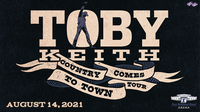 NEW DATE: Toby Keith – Country Comes to Town