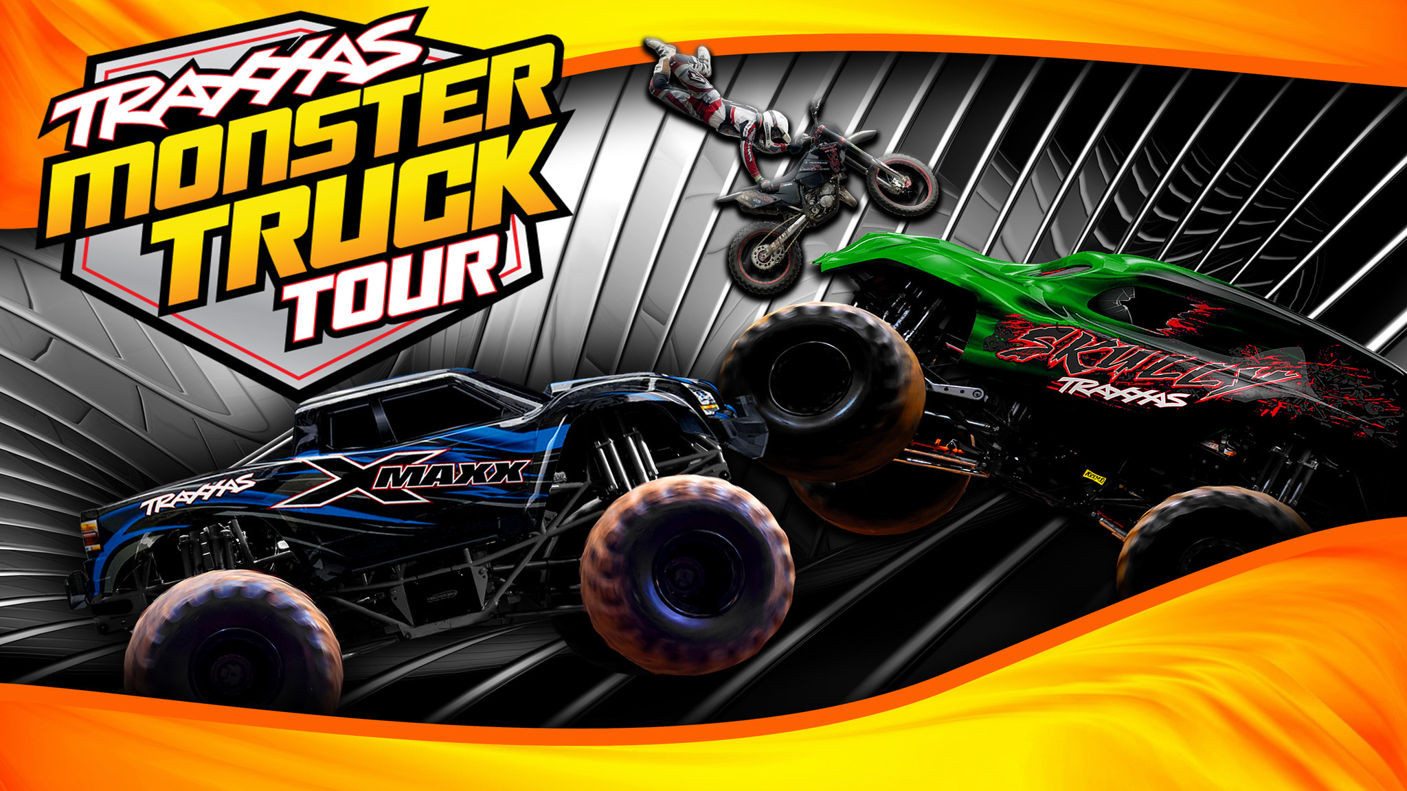 TRAXXAS Monster Truck Tour @ 1:30pm