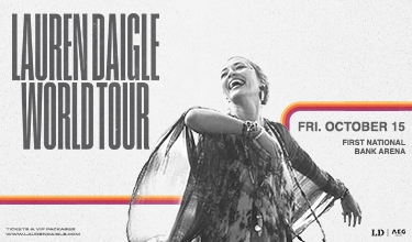 New Date Announced: Lauren Daigle World Tour