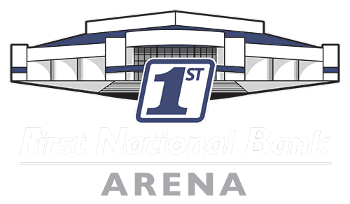First National Bank Arena logo
